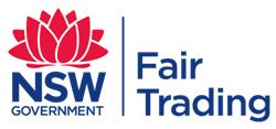 NSW Government Fair Trading